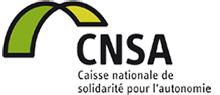 Logo Caisse Nationale de Solidarité pour l'Autonomie
