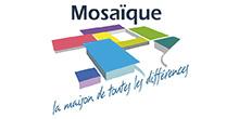 logo utilsateur maison mosaique
