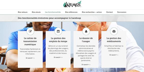 Le logiciel Airmes : des fonctionnalités adaptées pour vous aider dans l'accompagnement des personnes handicapées