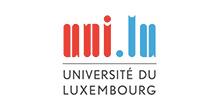 logo utilisateur université du Luxembourg