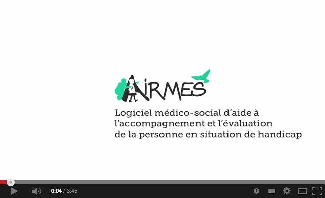 Présentation vidéo du logiciel Airmes
