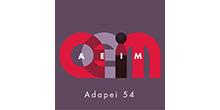Logo utilisateur AEIM 54 Adapei